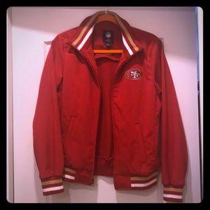 Authentic 49ers Jacket